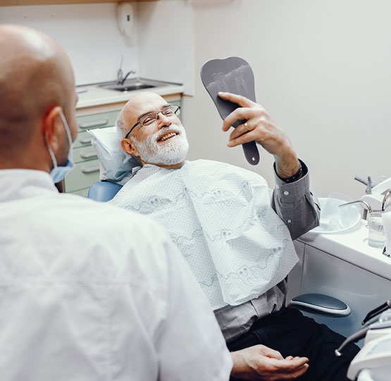 1 günde implant tedavisi