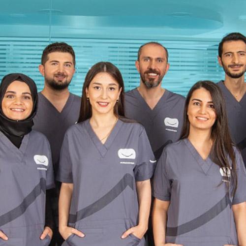 profesiyon diş hizmeti